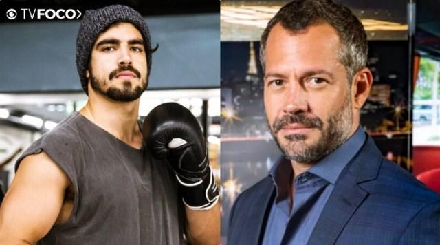 Agno (Malvino Salvador) terá um caso gay com Rock (Malvino Salvador) em A Dona do Pedaço da Globo