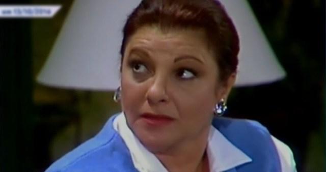 Yara Amaral foi uma das principais estrelas da Globo nos anos 80. (Foto: Reprodução)
