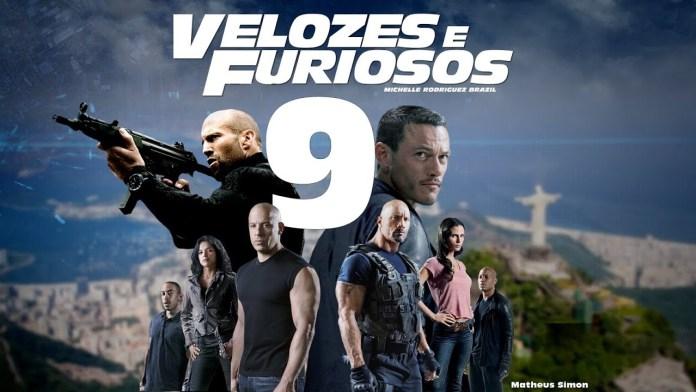 Os atores da franquia Velozes e Furiosos deram início a gravação do novo filme (Foto: Reprodução)