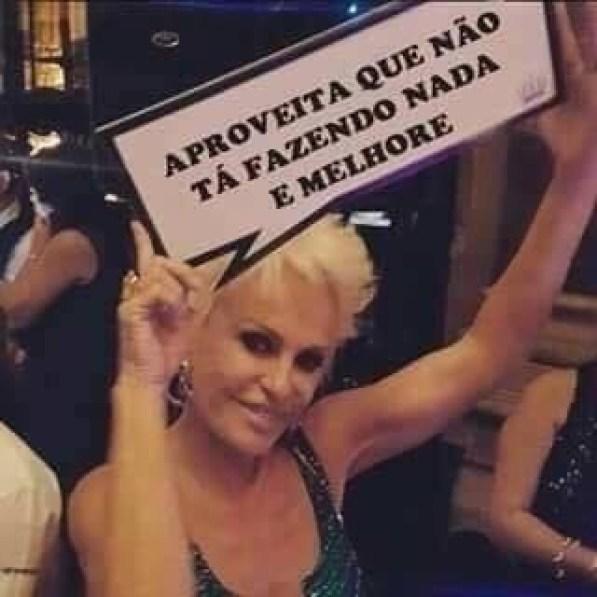 Ana Maria Braga (Foto: Reprodução/Instagram)