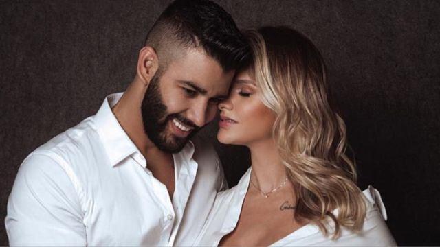 Gusttavo Lima e Andressa Suita (Imagem: Instagram)