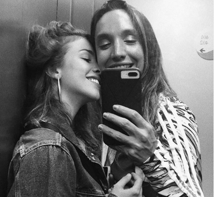 Laryssa Ayres e Maria Maya (Foto- Reprodução: Instagram) homossexuais