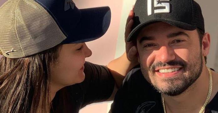 Maiara e Fernando Zor (Foto: Reprodução/Instagram)