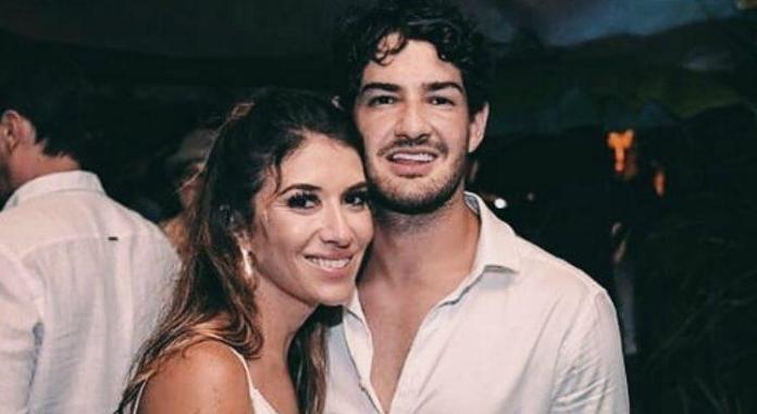 Casamento de Rebeca Abravanel e Alexandre Pato (Foto: Reprodução)