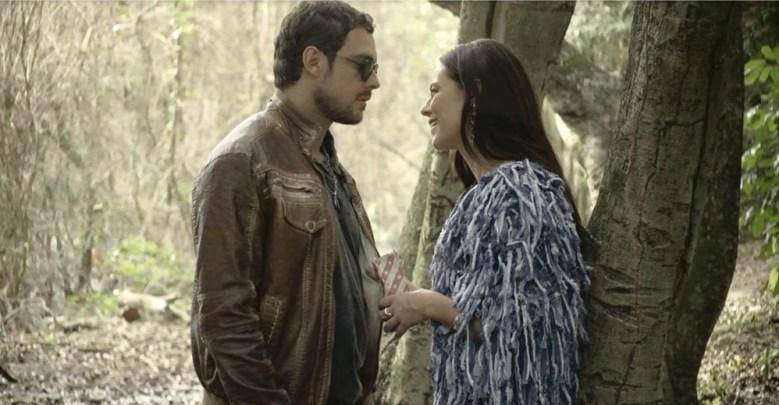 Chiclete e Vivi em cena da novela das 21h da Globo, A Dona do Pedaço (Foto: Reprodução)