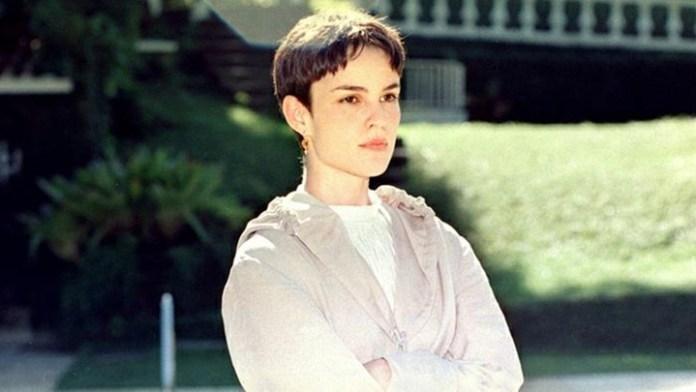 Carolina Kasting estrelou a novela Brida na TV Manchete. (Foto: Divulgação)