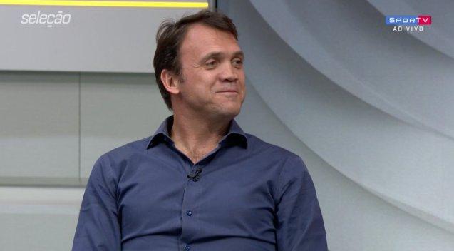 Dejan Petković, contratado da Globo, já rebateu Ana Maria Braga para defender país que compunha a URSS (Reprodução)