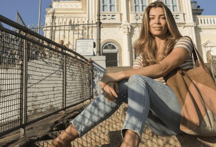 Grazi Massafera interpreta Paloma em Bom Sucesso (Foto: Reprodução)