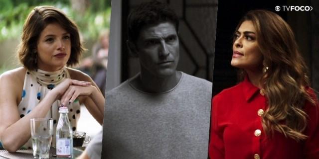 Josiane, Régis e Maria da Paz terminarão de forma trágica em A Dona do Pedaço da Globo