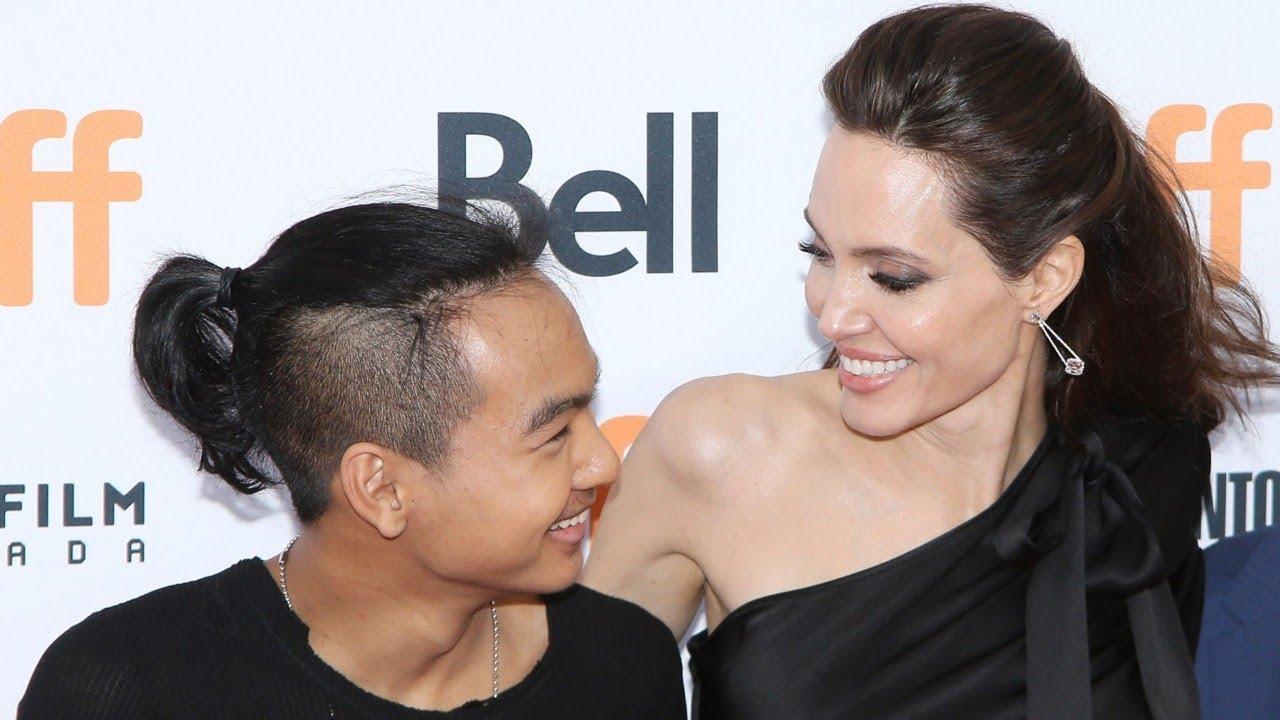 Maddox decide sair de casa e dexia sua mãe Angelina Jolie arrasada (Foto: Reprodução)