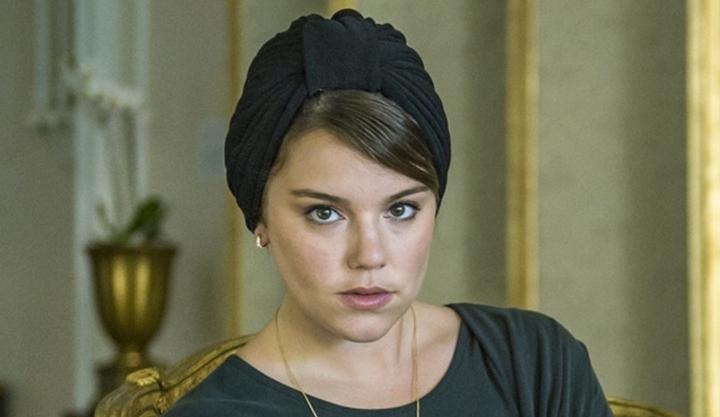 Alice Wegmann desfalca elenco da supersérie O Selvagem da Ópera, na Globo. (Foto: Divulgação)