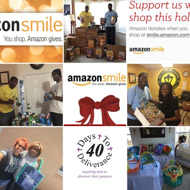 Amazon Smile 40 Days.JPG