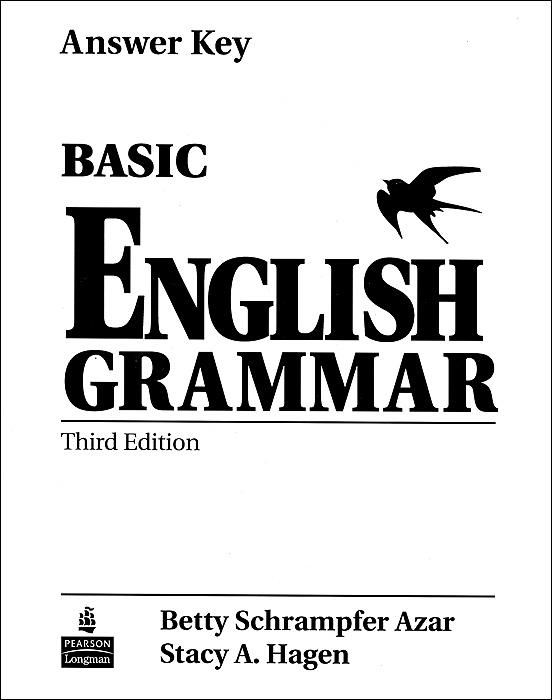 Книга: Betty Schrampfer Azar, Stacy A. Hagen. Basic