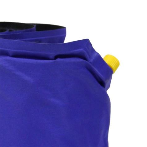 "Коврик Wanderlust ""V-Max 25"", самонадувающийся, с подушкой, цвет: синий"
