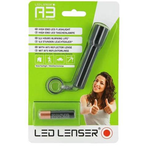"""Фонарь светодиодный """"LED Lenser A3"""""""