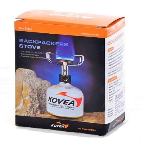 Горелка газовая Kovea Backpackers Stove TKB-9209