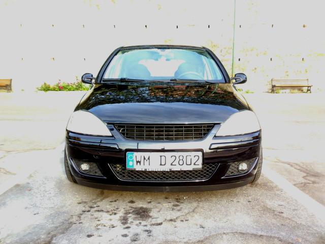 Auto Opel Corsa GSI  pagenstecherde  Deine Automeile im