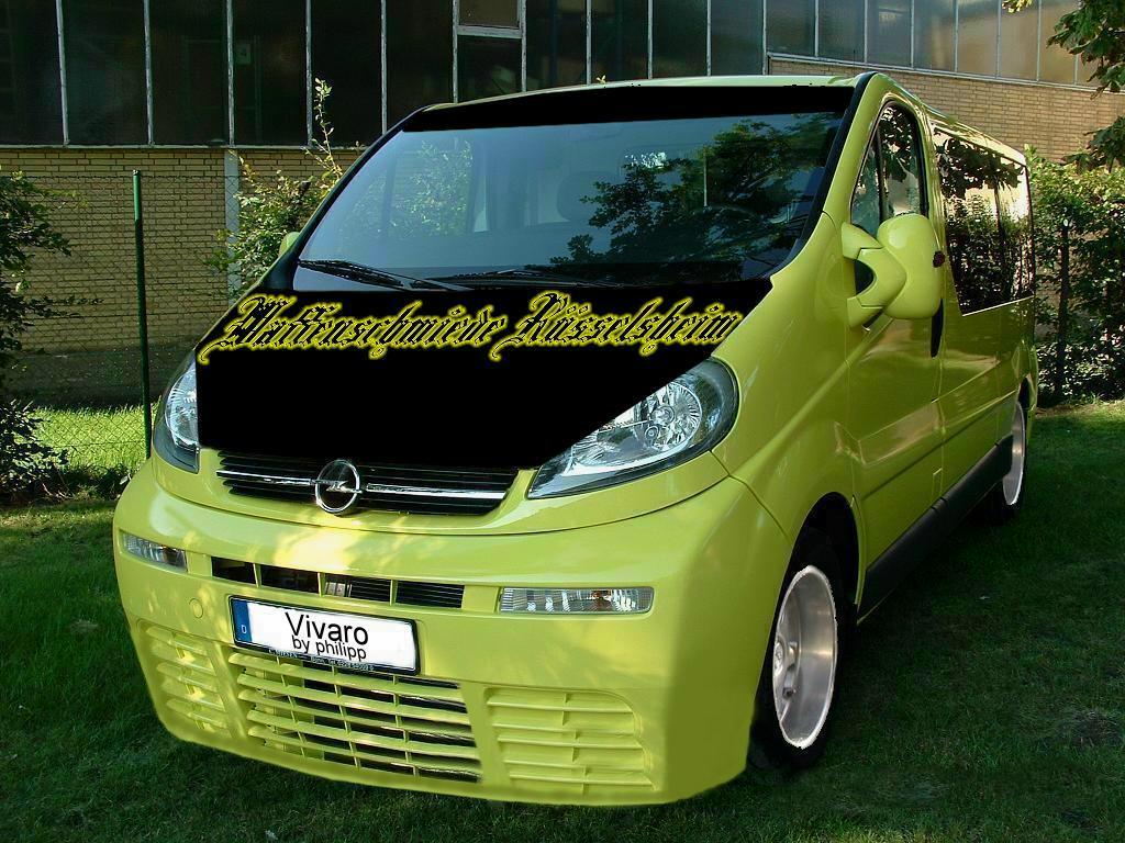 Fake Opel Vivaro  pagenstecherde  Deine Automeile im Netz