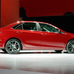 All New Camry Toyota Agya Trd Sportivo 2015 Unveiled At The York Auto Show ...