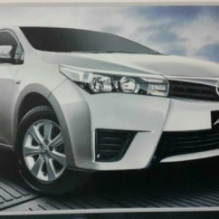 New Corolla Altis On Road Price Grand Avanza 2016 Tipe G Toyota 1 6 Confirmed Availability And Specs