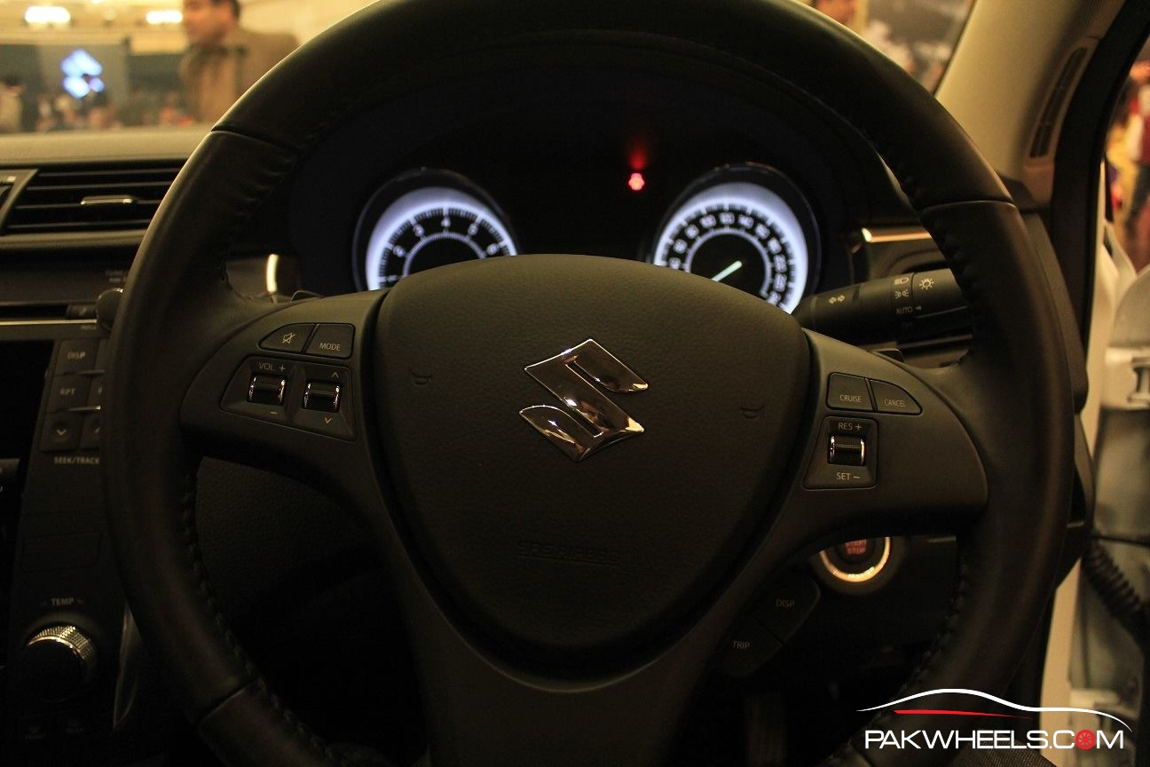 Suzuki Kizashi Officially Launched In Pakistan PakWheels