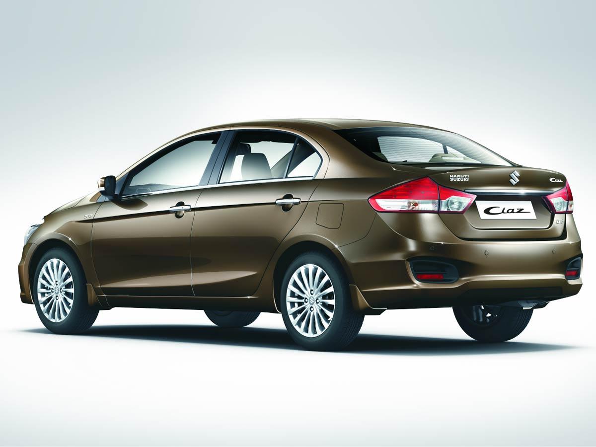 Pak Suzuki Should Introduce Suzuki Ciaz In Pakistan