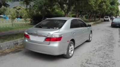 Used Car Review: 2007 Toyota Premio - PakWheels Blog
