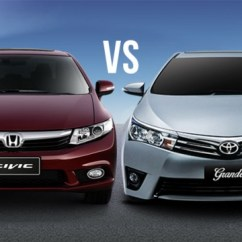 New Corolla Altis Vs Honda Civic Grand Avanza 1.5 G Limited Comparison Oriel Prosmatec Toyota As Abundant These Two Cars Are In Pakistan Believe It Or Not We Get A Lot Of Requests To Write About And Most Them Demand Fair