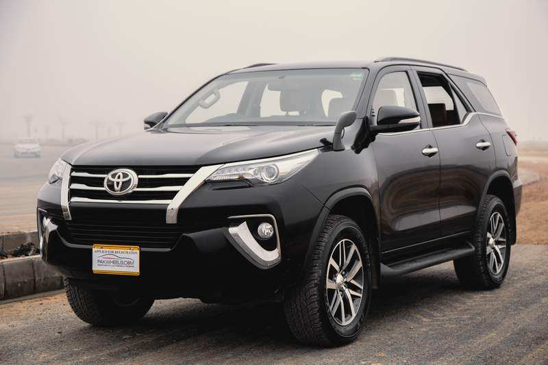 Toyota Fortuner 2017 Test Drive And Review PakWheels Blog