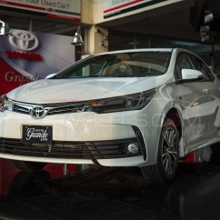 New Corolla Altis Grande Harga Grand Avanza Veloz 2019 2017 Toyota Cvt I Detailed Review