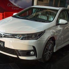 New Corolla Altis Grande Harga Mobil Grand Avanza Tahun 2016 2017 Toyota Cvt I Detailed Review