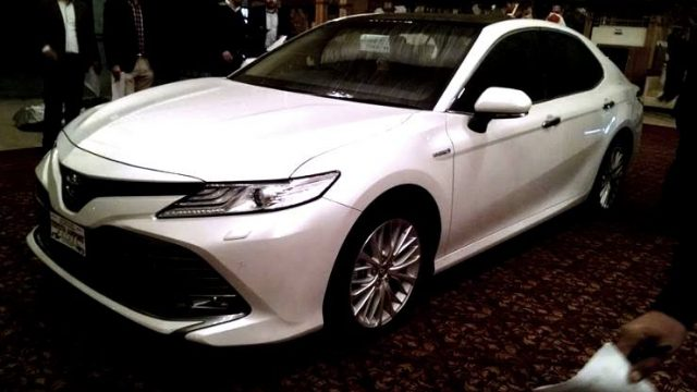 all new camry 2018 thailand bodykit yaris trd toyota hybrid unofficially launched by imc pakwheels blog