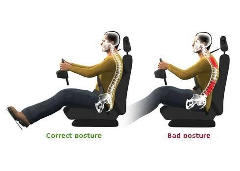 back pain-posture