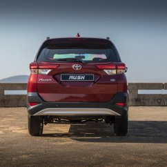 Roof Rail Grand New Avanza Kelebihan Veloz Toyota Rush Vs Honda Br V A Brief Comparison Pakwheels