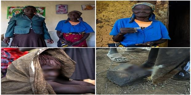 Ritual Khitan Wanita Di Kenya Vagina di Sunat Menggunakan Silet