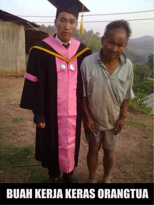 10 Gambar meme orang tua kerja keras ini membuat kamu