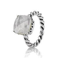 Mother of Pearl Ring - 190828MP - Rings | PANDORA