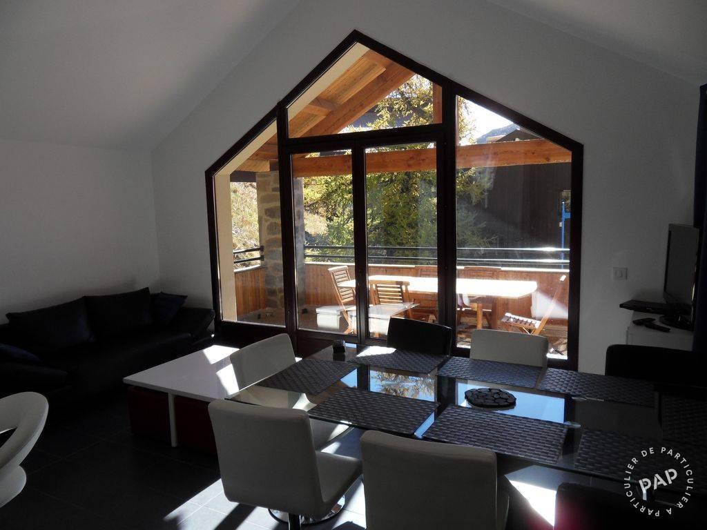 Location Appartement Isola 2000 8 personnes ds 490 euros par semaine  Ref 207403494