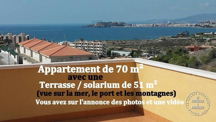 Vente appartement 3 pices 70 m Espagne  70 m  124000   De Particulier  Particulier  PAP