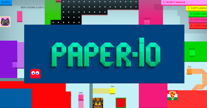 Image result for Paper.io 2