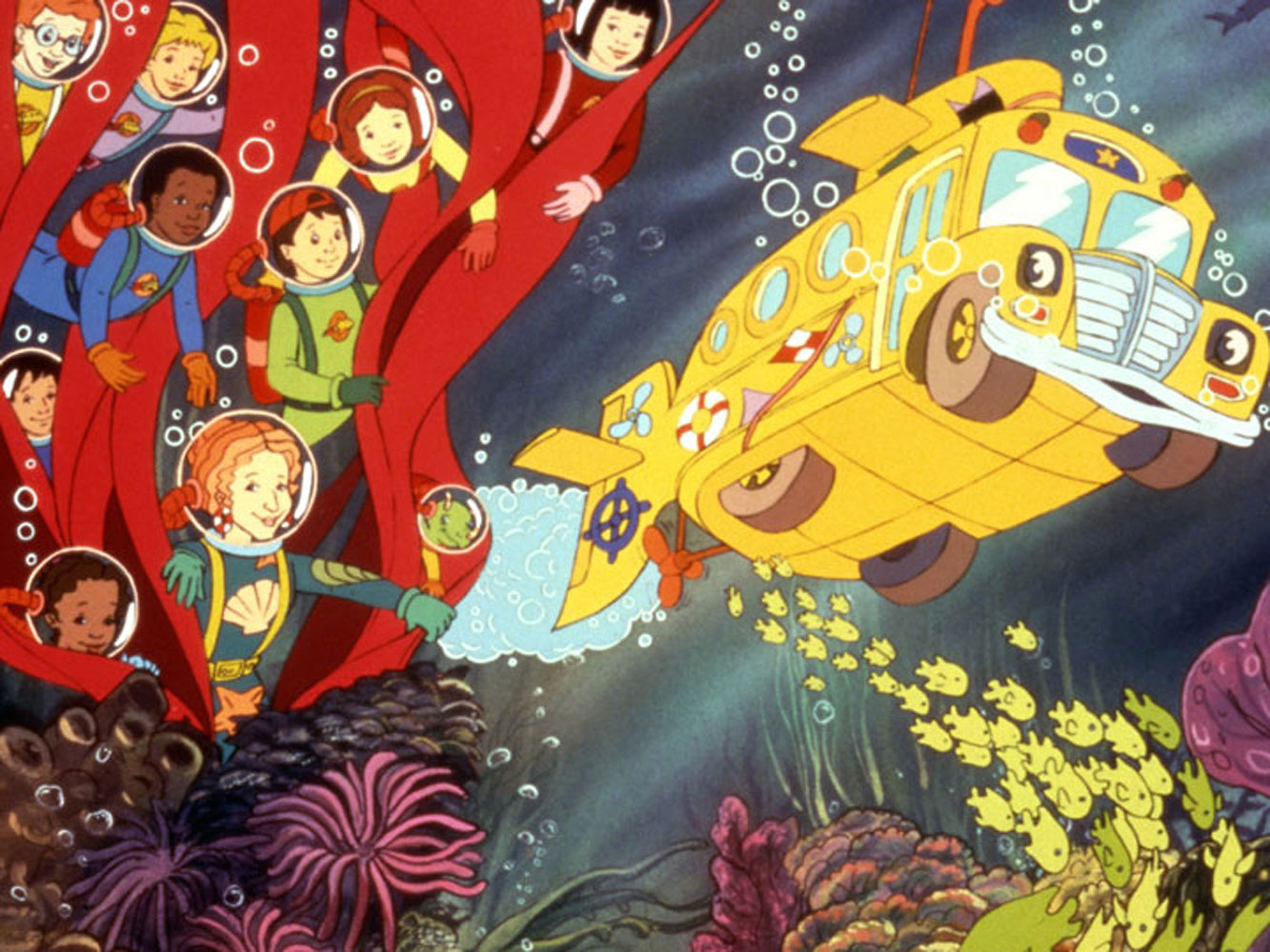 Magic School Bus Will Return 10 More 90s Tv Shows That