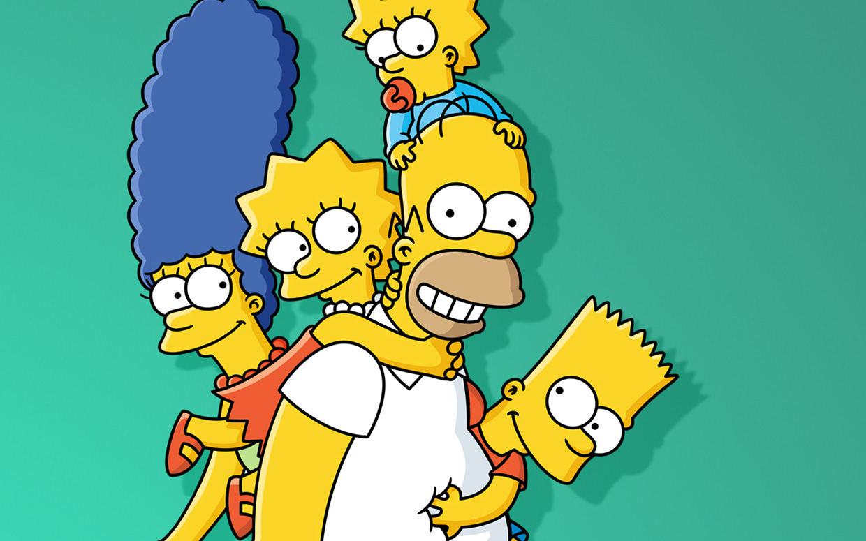 The Simpsons Meets Family Guy Tv's Dysfunctional Families