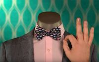 How to Tie the Perfect Bow Tie for the Kentucky Derby