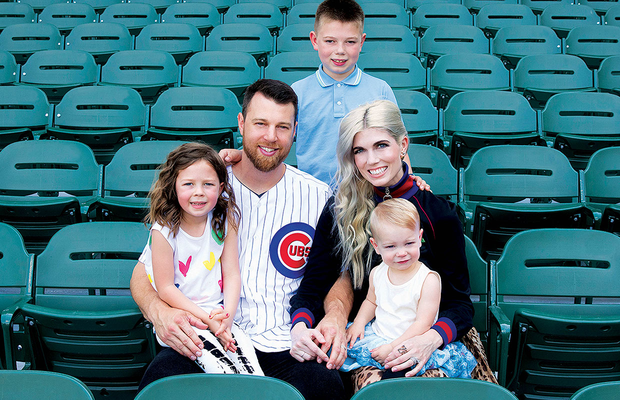 All American Family Julianna And Ben Zobrist Talk