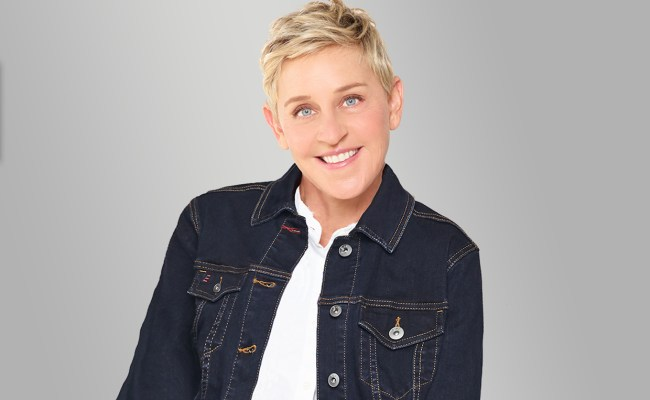 Ellen Degeneres Launches New Fashion Line At