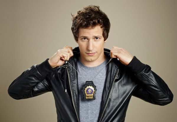 Andy Samberg And Ep Dan Goor Dish Season 6 Of Nbc' Brooklyn Nine-nine
