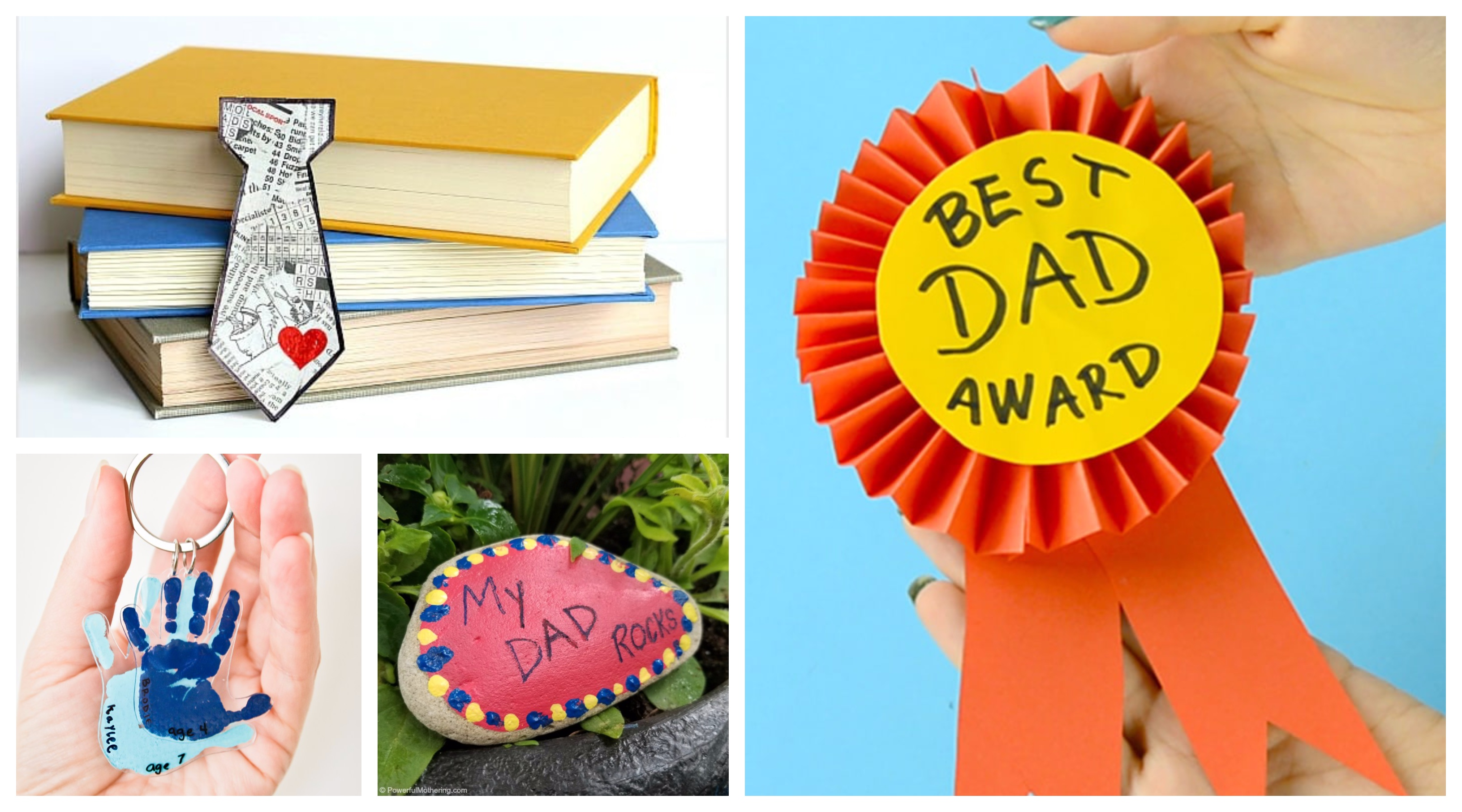 30 Father S Day Crafts And Diy Ideas For Toddlers
