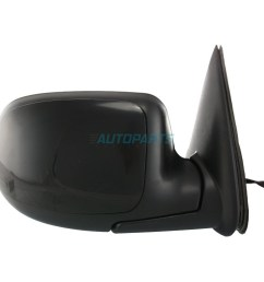 new rh power mirror manual folding fits 2003 2006 cadillac escalade gm1321295 [ 1200 x 1200 Pixel ]