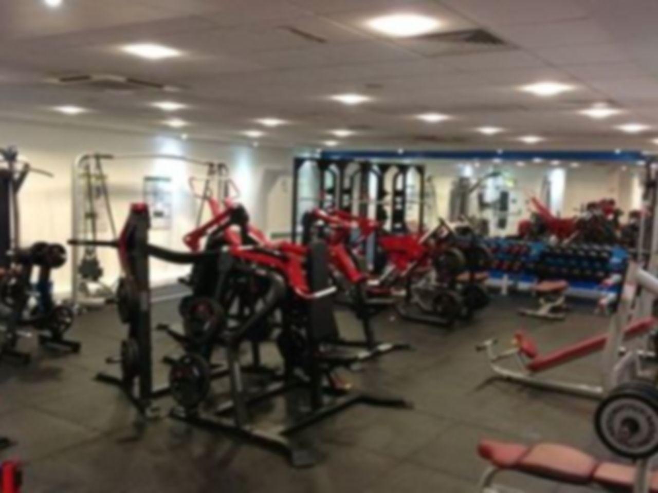 West View Leisure Centre Flexible Gym Passes Pr1 Preston