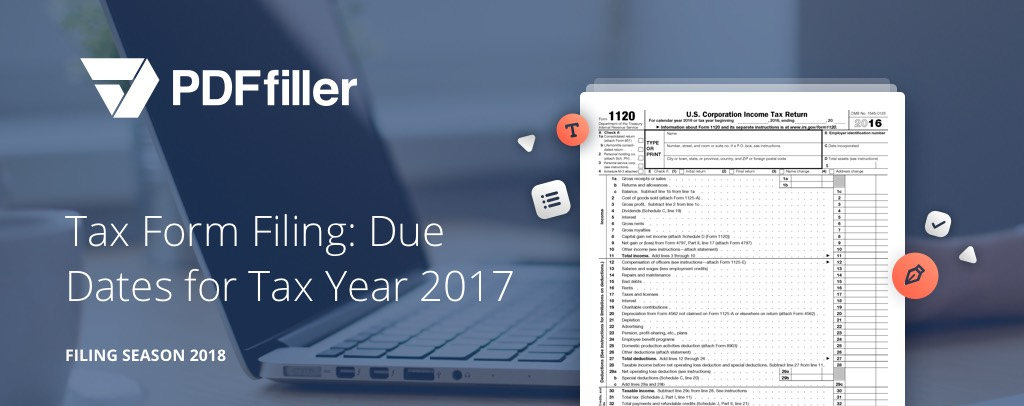 tax return for individuals 2017 form